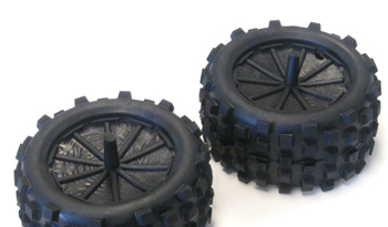 Molding Case Study Rubber Molded Tires Rubber Molding